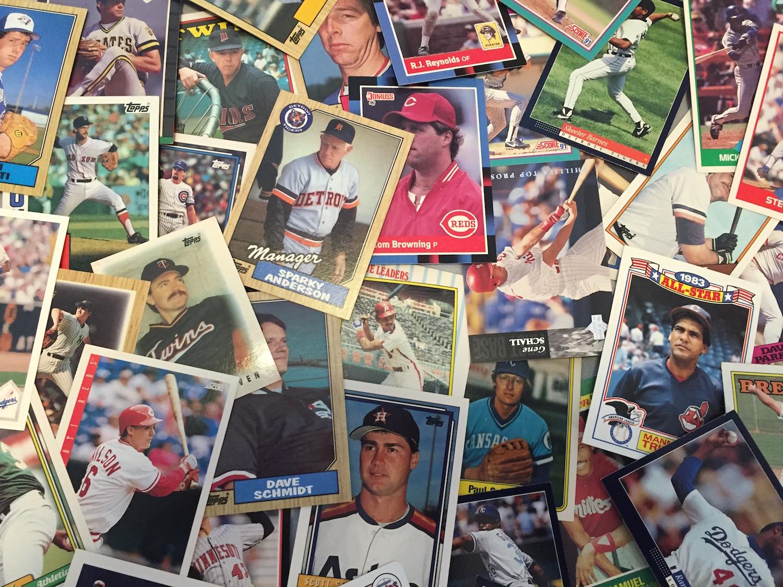 baseball-card-collage